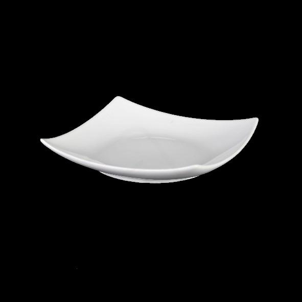 """Quaderteller geschwungen 19 cm YoYo """"Osaka"""" - Zweite Wahl (*)"""