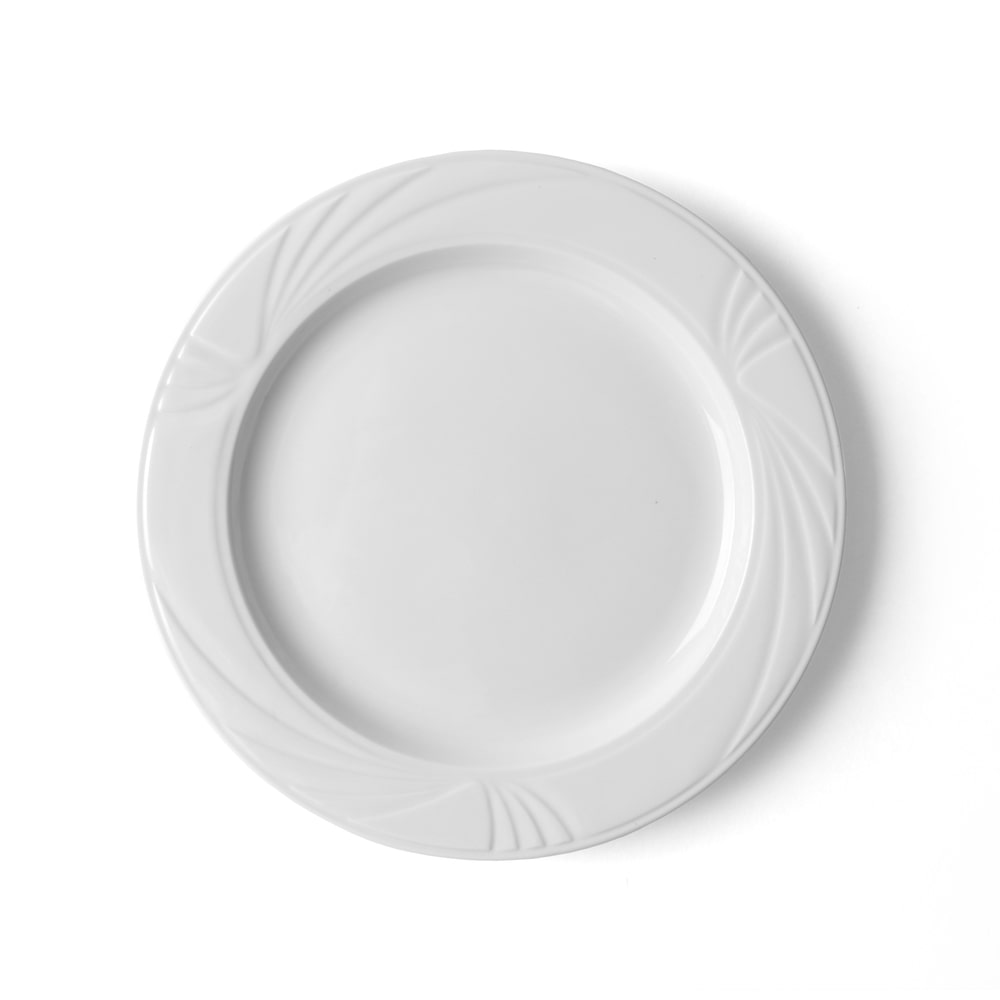 Flat plate 25 cm ''Lubin''