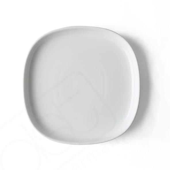 Flat plate 28 cm ''Skagen'' white