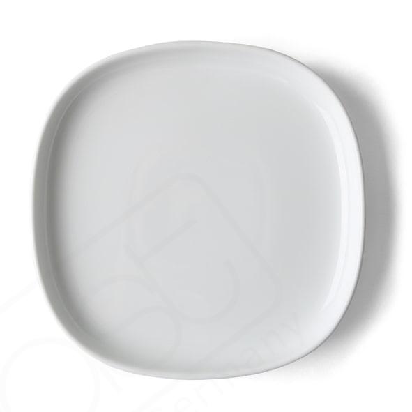 Flat plate 32,5 cm ''Skagen'' white