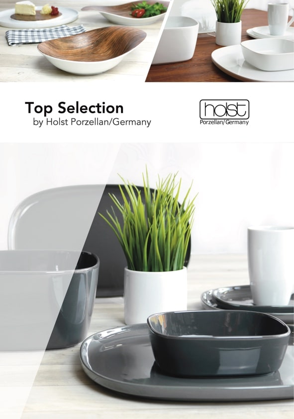 Broschüre Top Selection DE & ENG