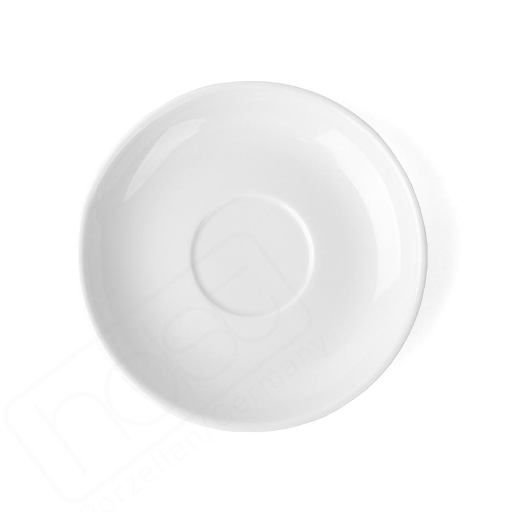 Untertasse 17 cm tiefe Form, Spiegel 6,0 cm (**)