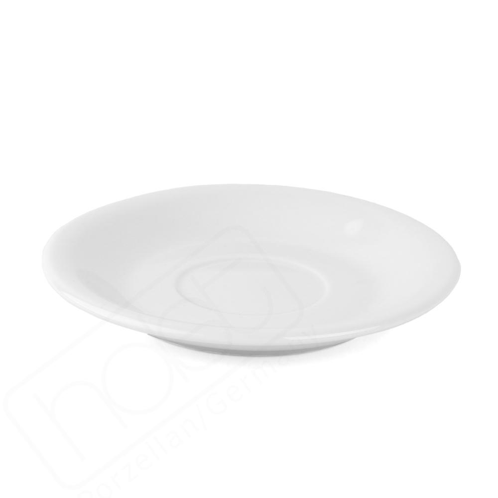 Untertasse 16 cm flache Form, Spiegel 5,7 cm
