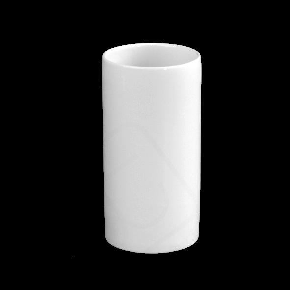 """Porzellanvase """"Röhre"""" 20 cm"""