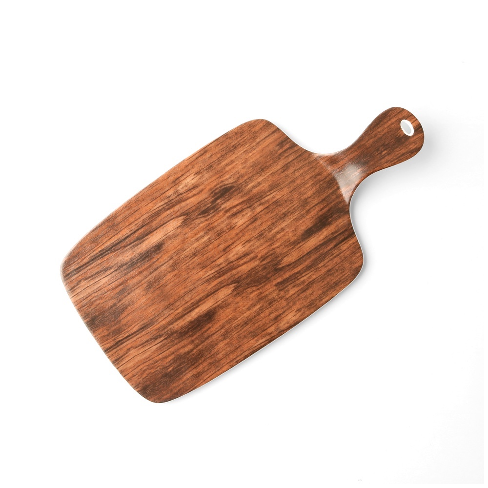 "Platte 30 x 16 cm Brett ""Wood Design"""