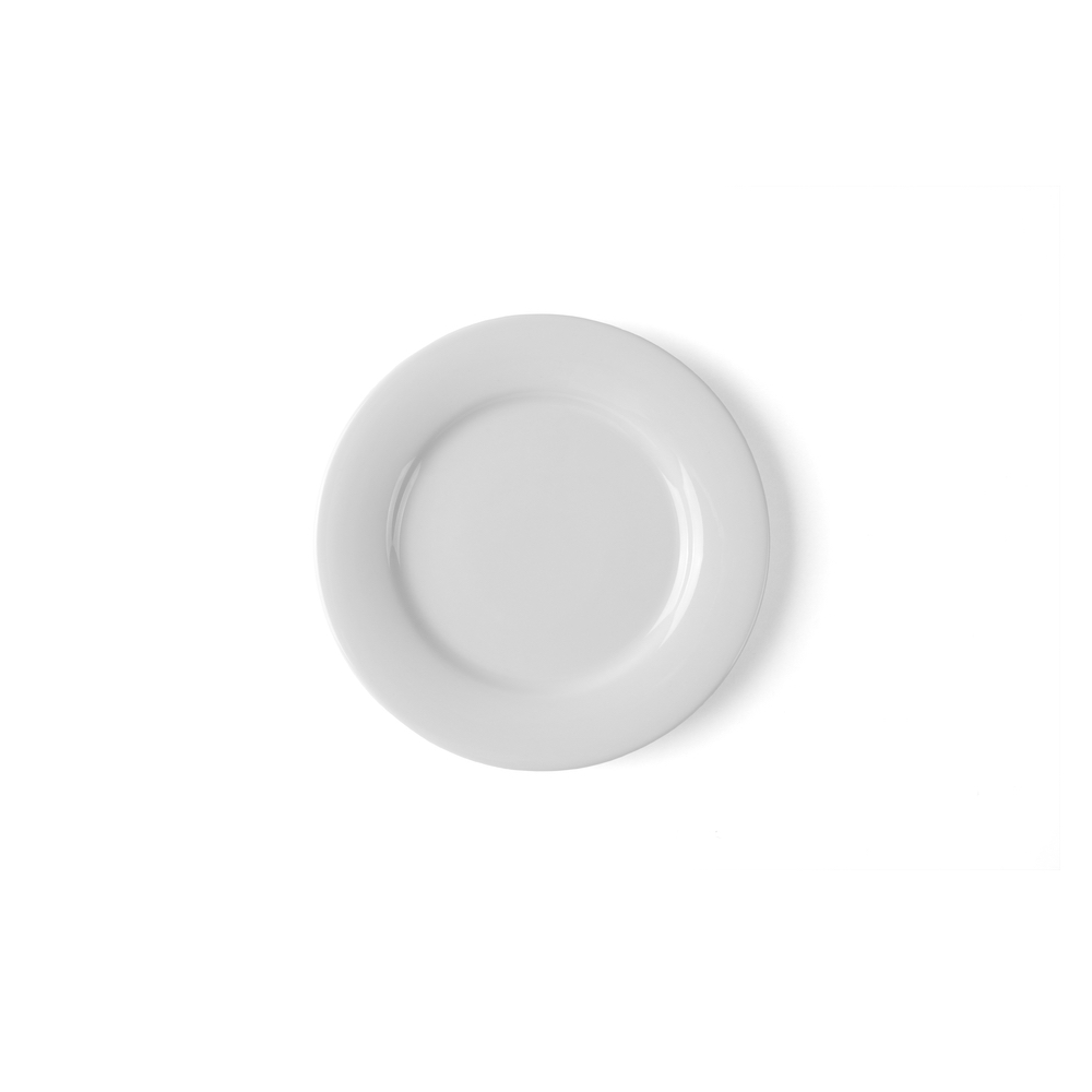 "Plato de 8 cm de porcelana ""Vital Level"""