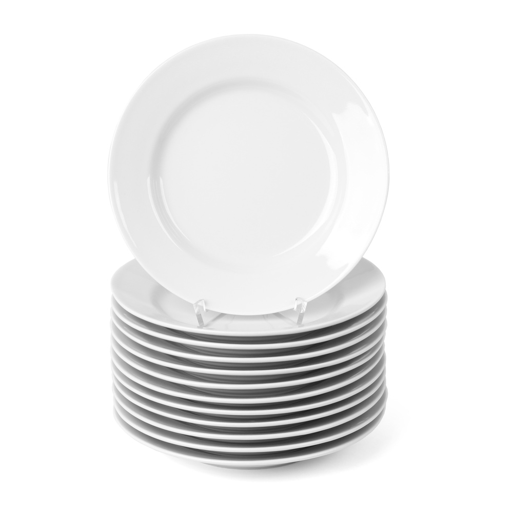 Special offer package plate 12-pcs. 26 cm