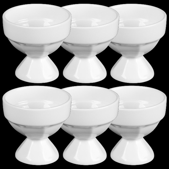 Offer package 6-pcs. bowl f. ice cream ''Goblet'' **