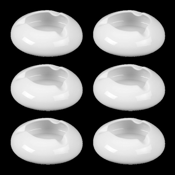 Speacial offer wind proofed ashtray set of 6 pcs.