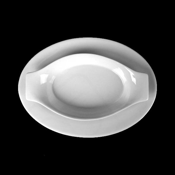 Gratinschale oval 21 x 11 cm auf VLP 250 (**)