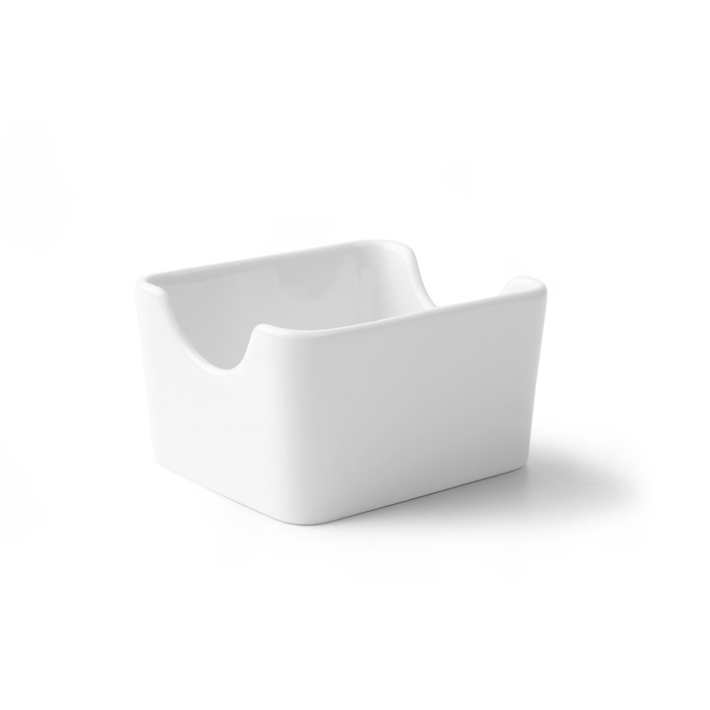 Zuckertütenhalter & Teebeutelständer 8,5 x 7,5 cm