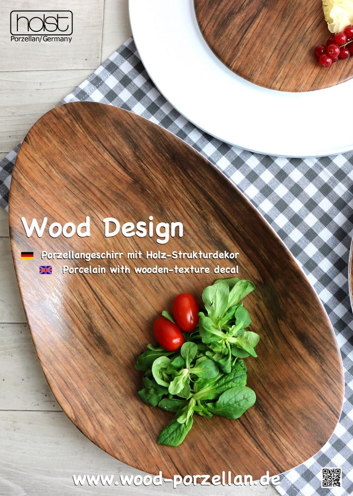 Brochure Wood Design