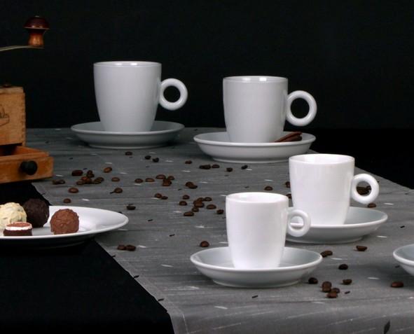 Cappuccino & Milchkaffee Set Rondo 192 Teile