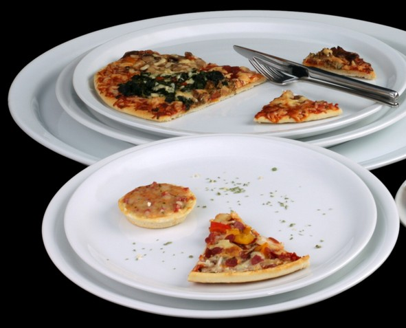 Plato pizza 50 cm ''Plato pizza de familiar'' (**)