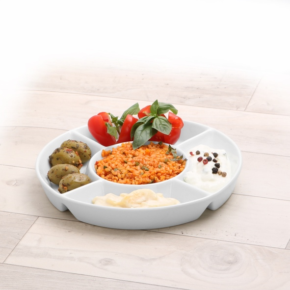 5 Segments bowl 18,5 cm