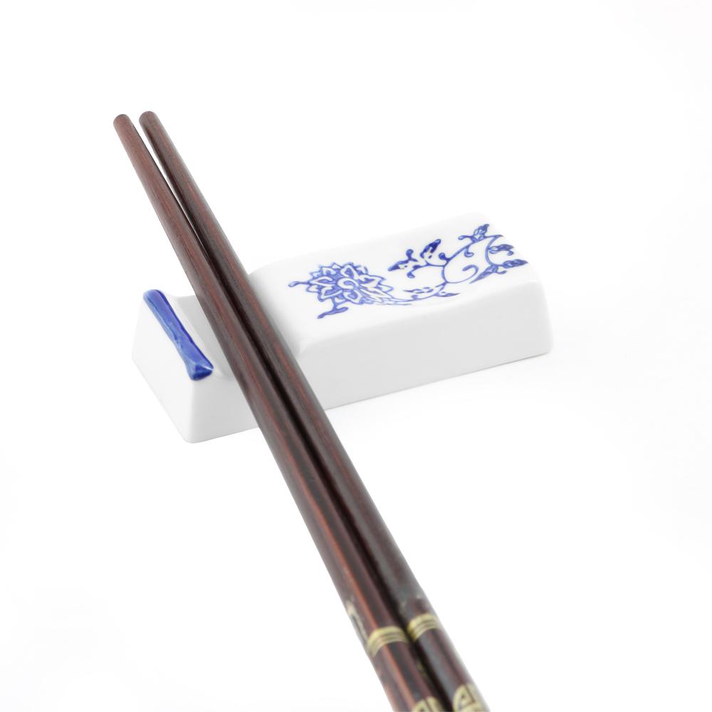 "Löffel- & Essstäbchenablage 8 x 3 cm ""Qing Hua Ci"""