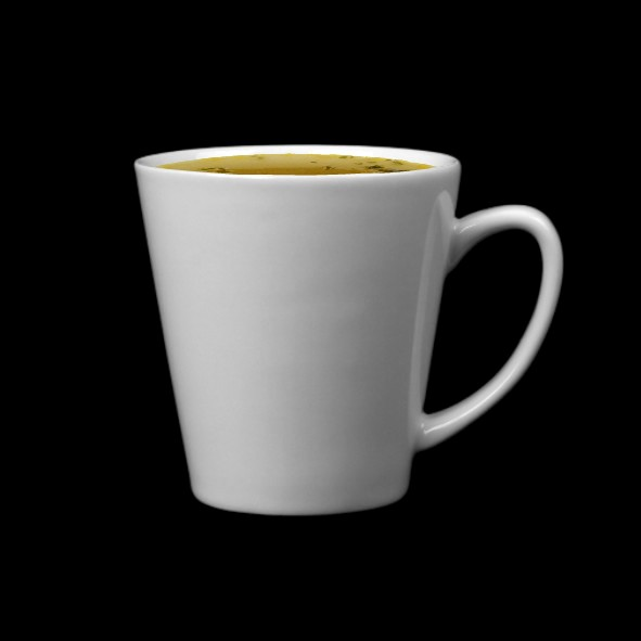Mug Basic 0,35 l for bouillon