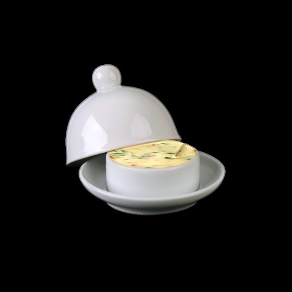 Edelbutter- & Pasteten Cloche Knopf 40 g