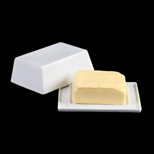 """Butterdose 1/1 """"Beidseitig"""" 250 g (**)"""