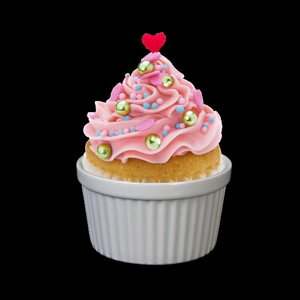 Ofenform 8 cm für Cupcakes & Muffins