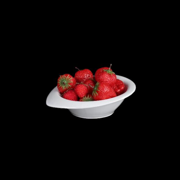 """Schale 20 cm / 0,40 l """"Teardrops Dinner Bowl"""" (**)"""