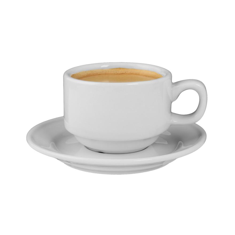 Vorteilsset Espressotassen stapelbar 48-teilig