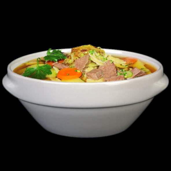 """Suppen- & Eintopfschale 0,90 l """"Laffe"""" stapelbar"""
