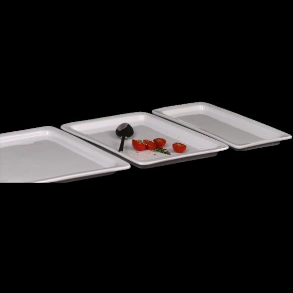 Gastronorm GN-Platte 20 mm GN 1/3