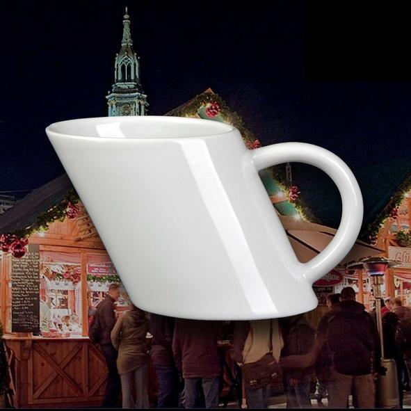 """Glühweinbecher """"Crazy Mug"""" 0,33 l (**)"""