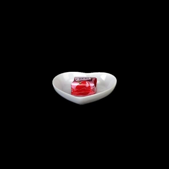 Herzschale klassisch 7 cm