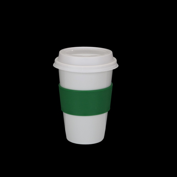 "Kaffeebecher-Set 2tlg. ""Coffee to Go"" 0,20 l"