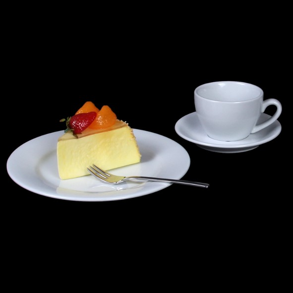 "Kaffeegedeck ""Classico"" & ""Vital Level"" 3-tlg."