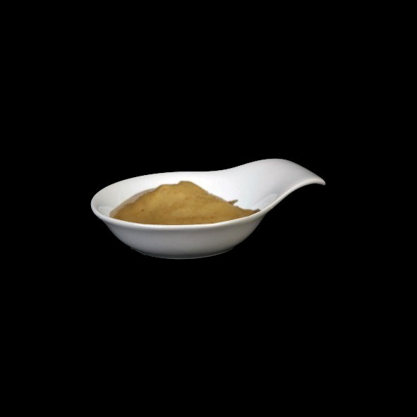 "Porzellan Laffen Schale 14 cm/0,15 l  ""Dip Cup"""