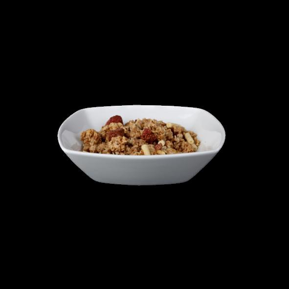 "High Alumina Schale Bowl 13 x 13 cm ""Fine Dining"""