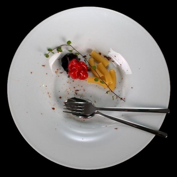 Deep pasta plate 32 cm Design