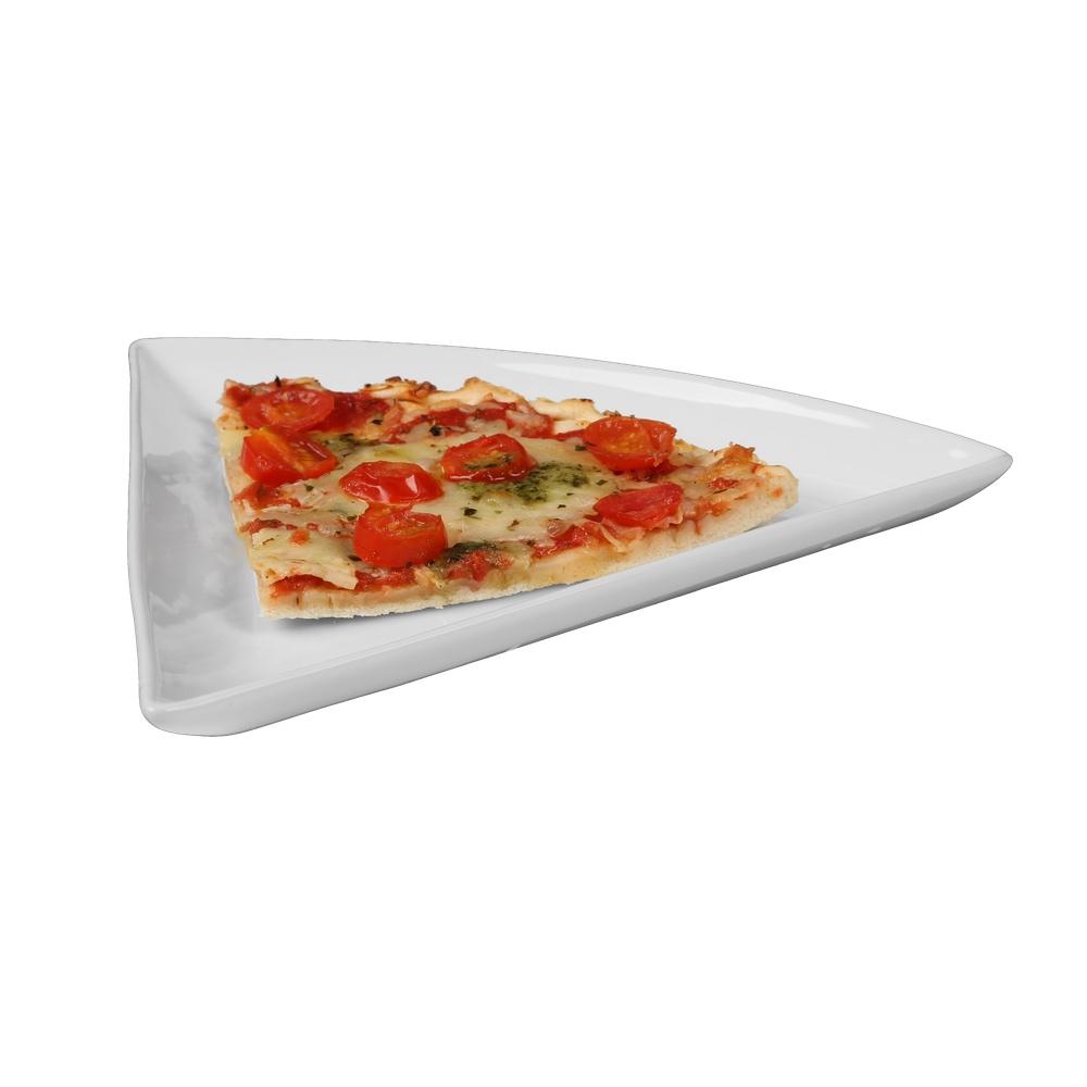 "Pizzateller 22 cm ""Pezzo 1/6""  (**)"