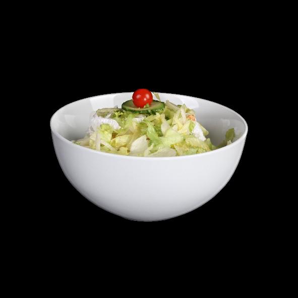 Salatschale rund 23 cm