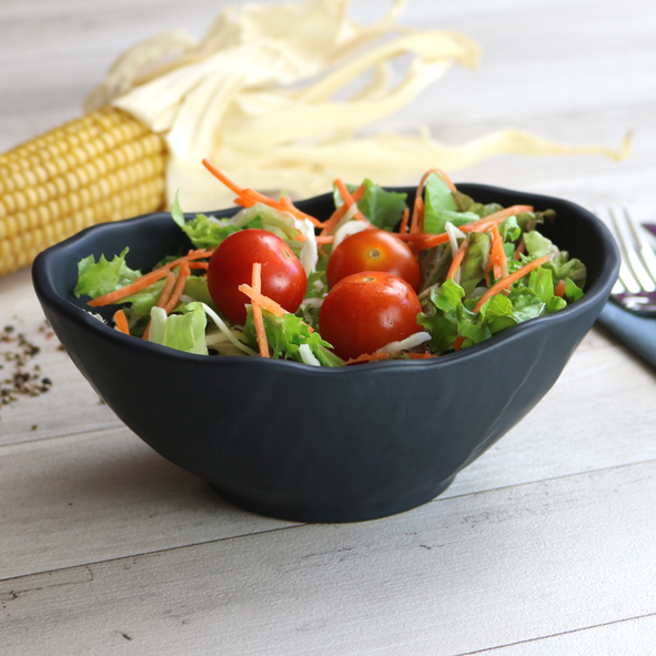 Salatbowl big 16 cm ''Slate Design''