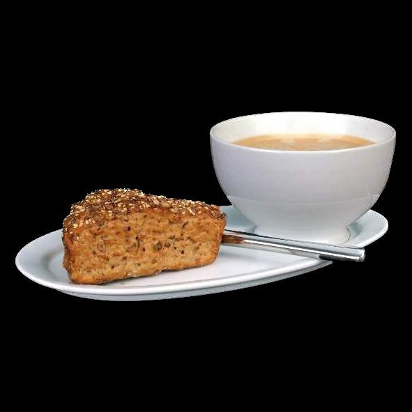 French Coffee Schale 0,45 l auf Untere MP 160