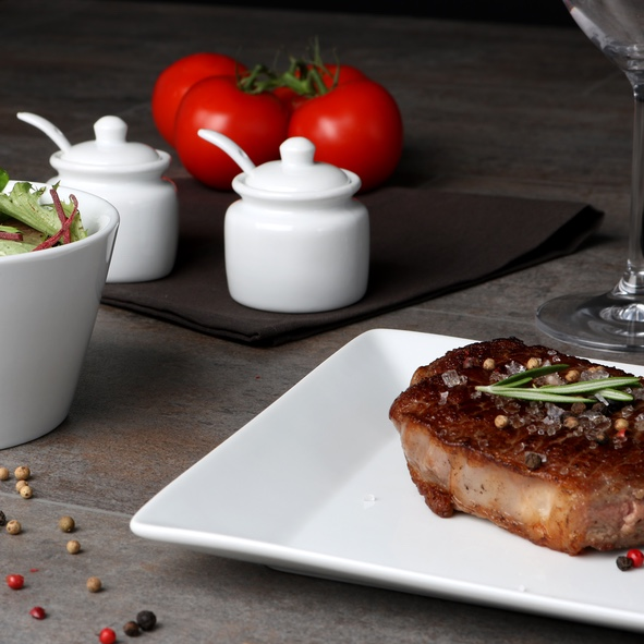 """Steakplatte 31,5 x 20,5 cm """"Hong Kong"""""""