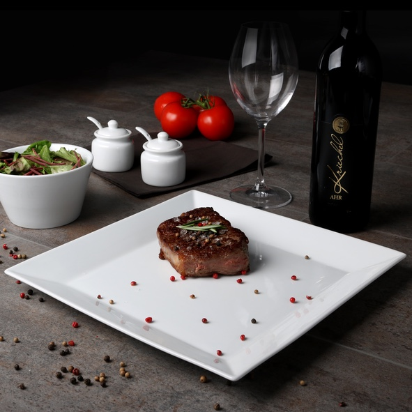 Steak plate 30 cm ''Kanton''