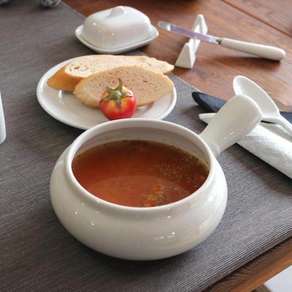 Suppenschale mit Henkel 0,55 l