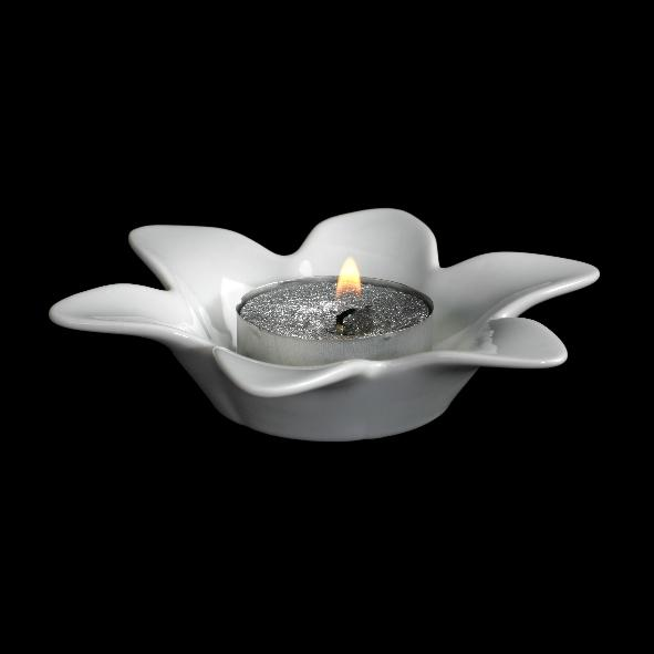 """Teelichthalter 11 cm """"Blüte"""""""