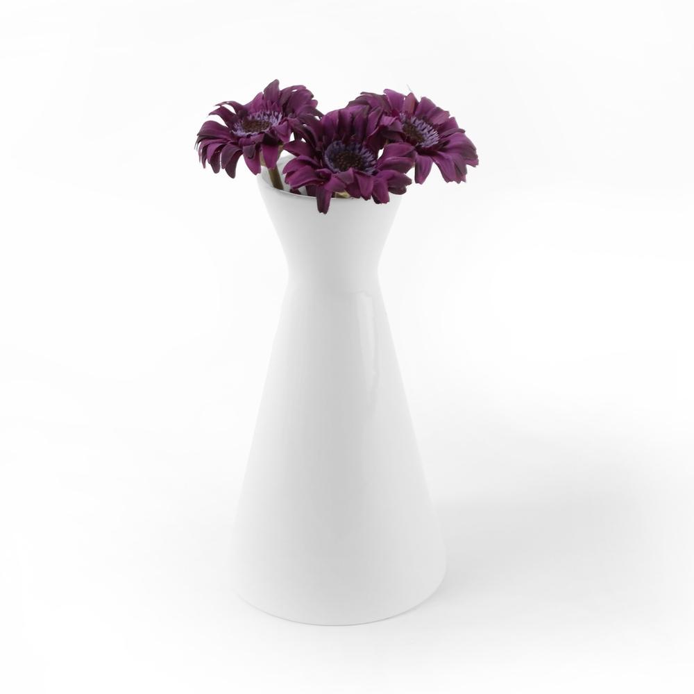 "Blumenvase 18 cm ""X-Form"""