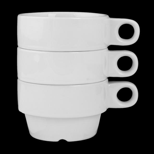 """Tee/Kaffeetasse """"Hospitalia"""" 0,20 l (**)"""
