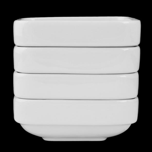 Stapelschale 15 cm (quad. 11,7 x 11,7 cm)