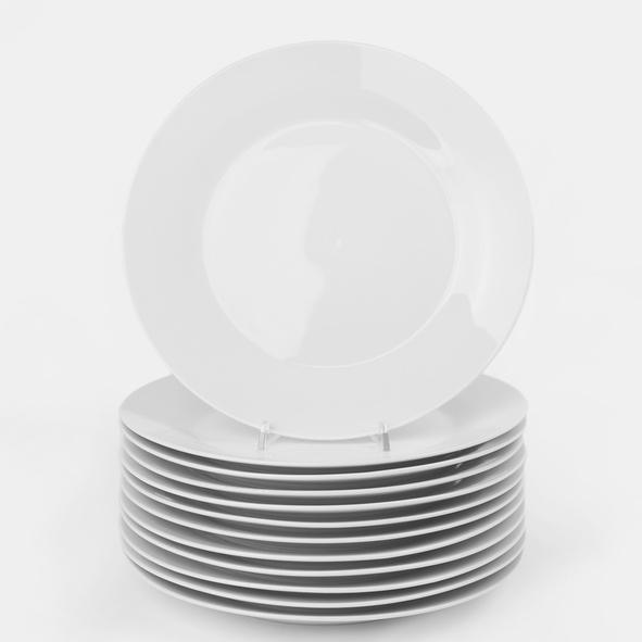 Vorteilspack 12er Set Speiseteller 31 cm