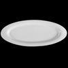 "Platte oval 48 x 19 cm ""Vital Level"" flach"