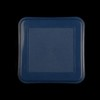 Plastic lid for GVS 1631 52, blue
