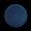Kunststoffdeckel blau für Systemschale rund 0,37 l (**)